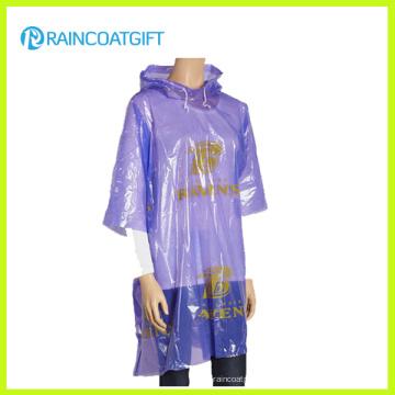Promotion réutilisable PE Golf Rainwear Rpe-179A