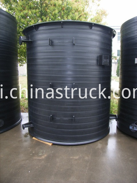 Hdpe Petrochemical Storage Tank