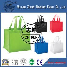 Tecido PP No-Nwoven para o saco de compras