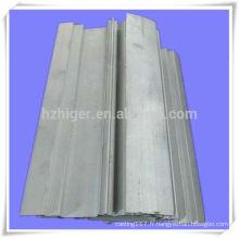 profil mené en aluminium