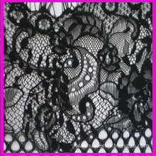 Newest Cotton Lace Fabric (6218)