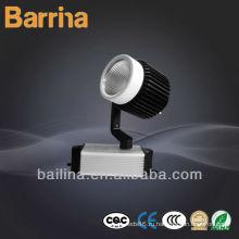 Гибкие отслеживать лампа COB светодиодные трек Светильники