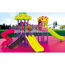 Jardim de infância Outdoor plástico garten cogumelo playground equipamentos