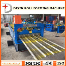 Trapezoidal Roofing Sheet Forming Machine Used with Stainless Steel Material