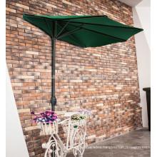 Patio Half Umbrella Wall Balcony Sun Shade Garden parasol  Patio Half Umbrella Wall Balcony Sun Shade Garden parasol