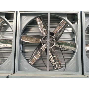 Ventilateur d'échappement de type balance de poids pour fermes avicoles / ventilateur industriel