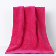 High Quality Easy Cleaning Drying Plain Microfiber Cloth