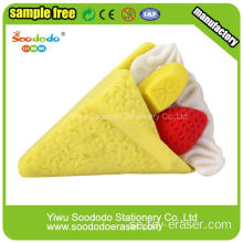 Sandwich form Art Stationery Sets Eraser