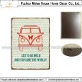 Antique Home Decorative Tin Sign