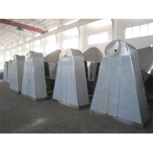 Dynamic Double Cone Rotating Vacuum Drying Machine