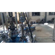 Máquina mezcladora de emulsión 500l, planta de procesamiento