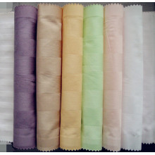 100% Cotton dyed fabric for making bed sheet