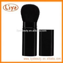 China-OEM bunten Make-up Pinsel für Gesicht mit Nylon Ziegenhaar