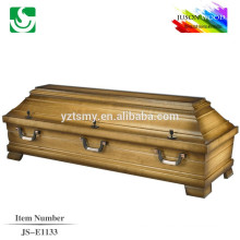hot sale solid rosewood coffin box