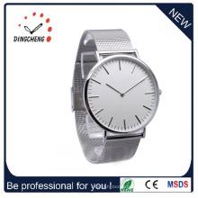 Горячие продаж мода часы Кварцевые часы часы из нержавеющей стали (ДС-1023)