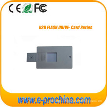 2GB 4GB Business Credit USB Card with Full Capacity