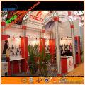 neues Produkt anziehende Kunst, modularer und beweglicher Ausstellungsstand, Goldlieferant von Shanghai