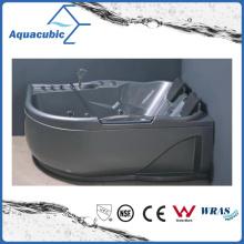 Corner ABS Board Whirlpool Massage Bathtub (AB0807A)