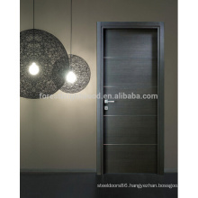 High Quality Interior Flush PVC Door