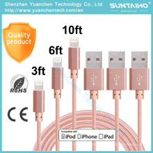 Hot Selling Fast Charging Sync Data USB Cable for iPhone