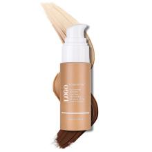 Base de maquiagem natural de longa duração