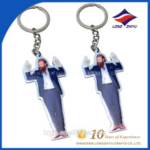 Wholesale Factory Simple Keychain for Iron Men