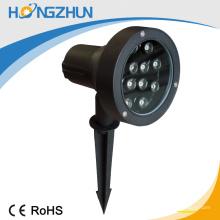 Luminária alta impermeável ao ar livre e alta qualidade CE RoHs IP65 levou luz jardim