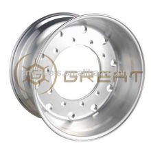 Eye- catching Forged Alloy Wheel for Trucks 22.5/ 24.5