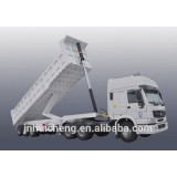 Hot sale!3 axle farm tractor semi trailer / tipper trailer made in China                                                                                                         Supplier's Choice