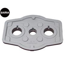 Gravedad de aluminio / aluminio, fundición de arena para la cubierta de la caja