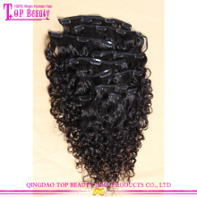 Factory Provide Mongolian Kinky Curly Hair,Top Quality Kinky Curly Clip In Hair Extension