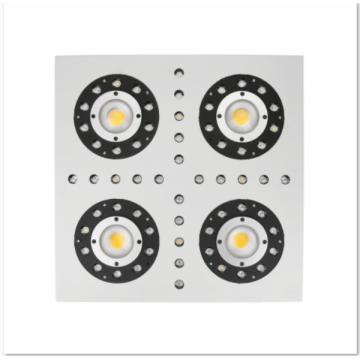 New 2018 Hydroponic 400watt LED Grow Light Kit