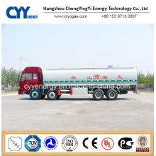 ASME GB Tanker Cryogenic Liquid LNG Lox Semi Trailer