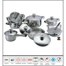 16PCS Cookware Set