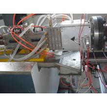 Полная производственная линия ПВХ WPC профиль Экструзионная линия