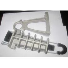 Grampos de ancoragem de tensão para 2 ou 4 condutores isolados