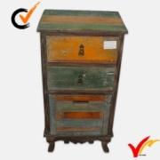 Armário de madeira antigo de 2011 venda quente