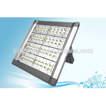 high power 85v-305v ip65 CE ROHS BridgeLux Cree aluminium 160w led tunnel lamps projector light