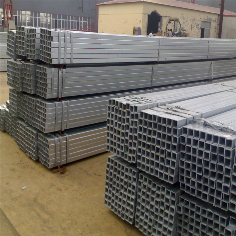 Square Rectangular Galvanized Steel Pipe (44)