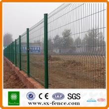PVC-überzogener Drahtzaun ISO9001