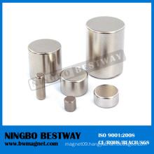 N48 Sintered NdFeB Magnet Cylinder