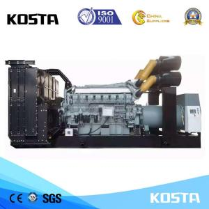 2050KVA Low Fuel Consumption Diesel