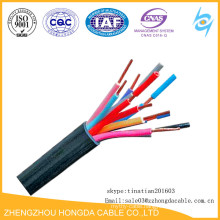 Copper Core PVC/Plastic Insulated No Jacket Control Cable