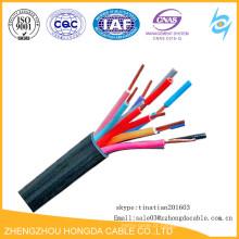 O núcleo de cobre PVC / plástico isolou nenhum cabo de controle do revestimento
