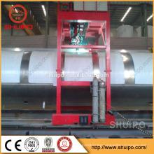 aluminium tank welding machine