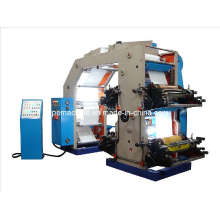 4 Colors High Speed Non-Woven Fabrics Flexographic Printing Machine (CE)