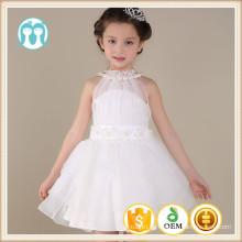 Hochzeitskleid Blume Appliques für Kinder langes Kleid Partei Applique Stoff Blume Applique