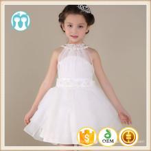 Appliques de fleurs de robe de mariage pour les enfants
