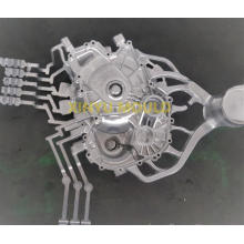 Aluminium Clutch Cover HPDC Die for Automobile