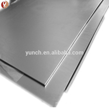 High temperature high quality pure nickel plate for battery